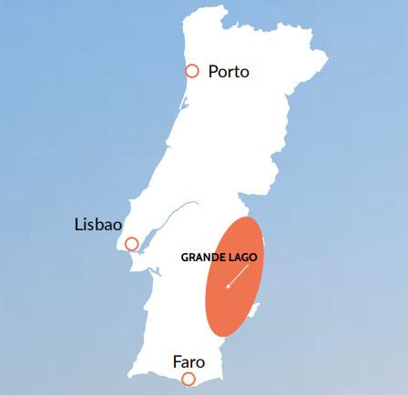 Portugal - En av våra baser för kanalbåtar i Europa